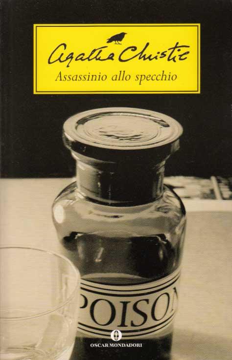 Narrativa book toys capitum libreria editrice - Assassinio allo specchio ...