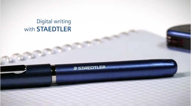 Staedtler digital pen